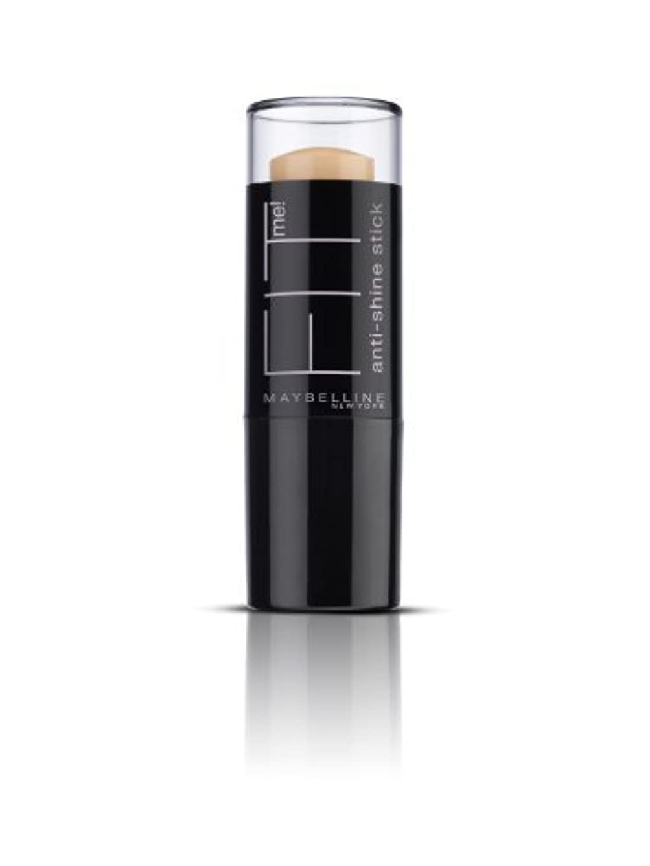 静脈著名な保持Gemey Maybelline Affinitone Fit Me Foundation Stick 120 Vanilla by Maybelline