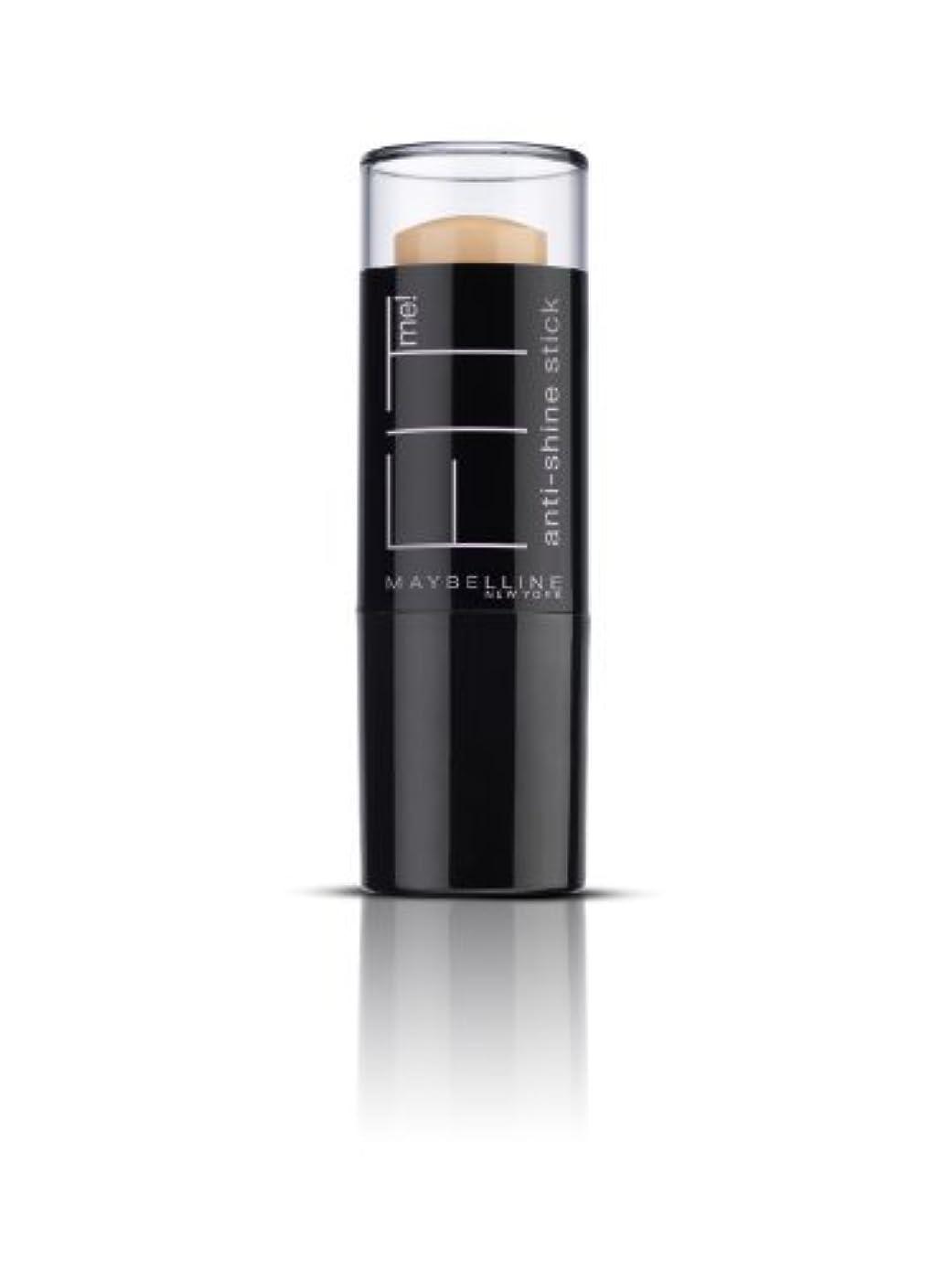伝統彼の細部Gemey Maybelline Affinitone Fit Me Foundation Stick 120 Vanilla by Maybelline