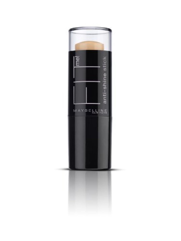 ハッピー背景知覚的Gemey Maybelline Affinitone Fit Me Foundation Stick 120 Vanilla by Maybelline