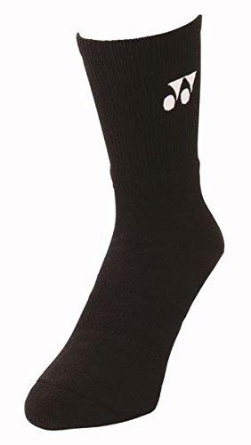 [해외]요넥스 남성 양말 1855 (007) 블랙/Yonex Mens Socks 1855 (007) Black