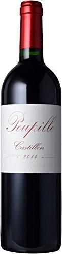 [ Poupille ] プピーユ、2014 カスティヨンAOC (赤) 750ml/フランス