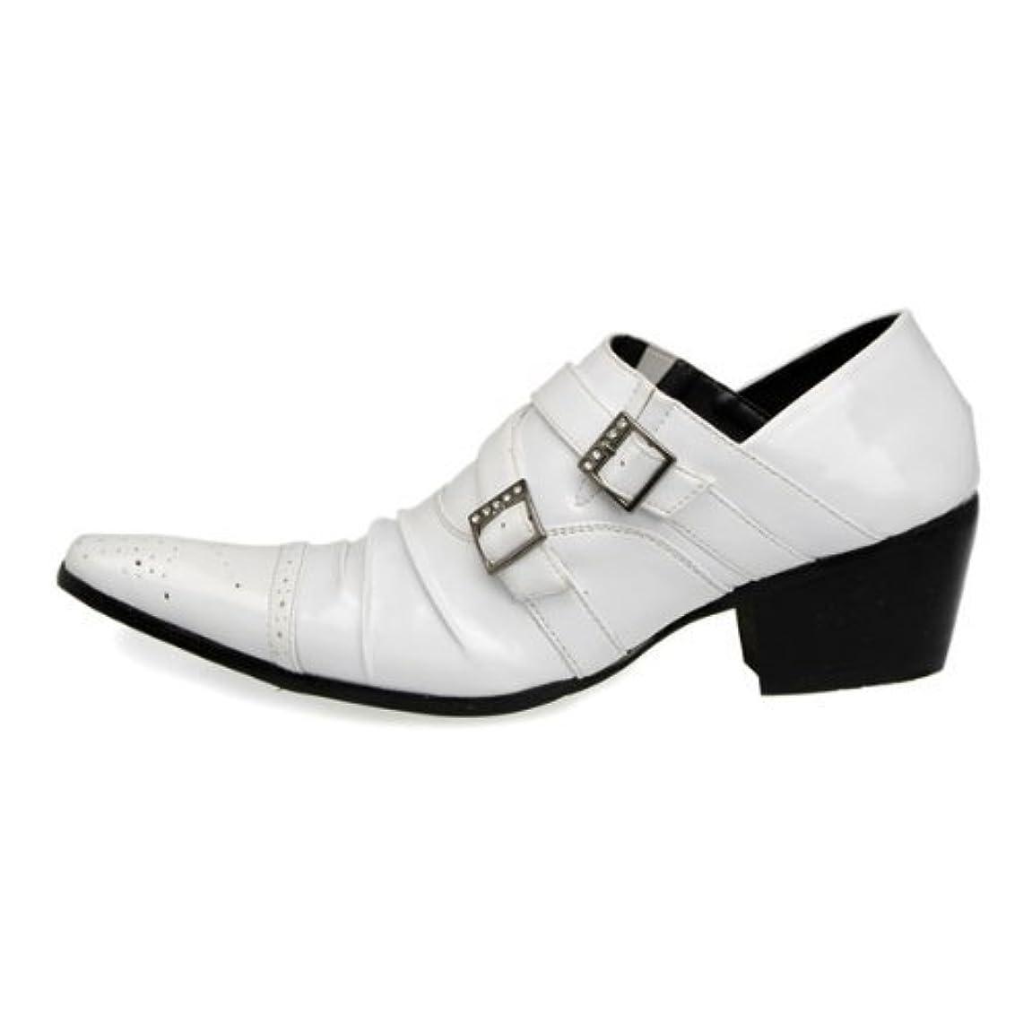 あなたが良くなりますワイド彫刻家[エンデヴァイス] ショートブーツ ヒールブーツ メンズ ハイヒールブーツ 本革 レザー スエード センターシーム 厚底 サイドジップ レッドソール 春 紳士靴 ユニセックス V系 ヴィジュアル系 ビジュアル系 [ELB505-1 ] [ BZC023 ]
