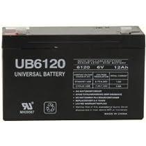 6v 10000 mAh UPS Battery for Carpenter Watchman CC-2【並行輸入】
