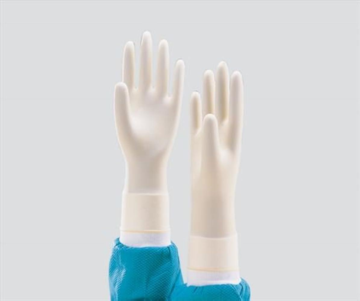 放牧するやむを得ない項目エンブレム手術用手袋 5.5 <1箱(20双入)>