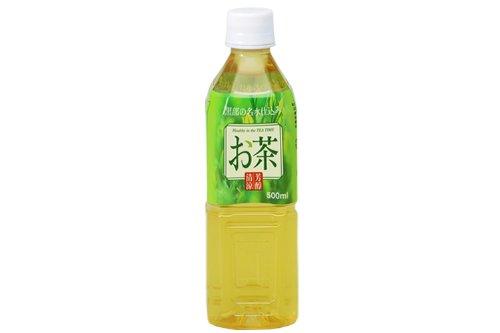 廣貫堂 お茶 ペット 500mlx24本