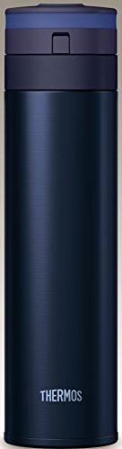 サーモス 水筒 真空断熱ケータイマグ 【ワンタッチオープンタイプ】 0.45L ピンク JNS-450 P