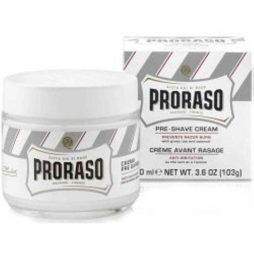 文房具文明化意見Proraso Pre & Post Shave Cream Sensitive Skin 100ml by Proraso [並行輸入品]
