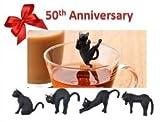 シャノアール 50周年キャンペーン ふちねこ 全5種類セット