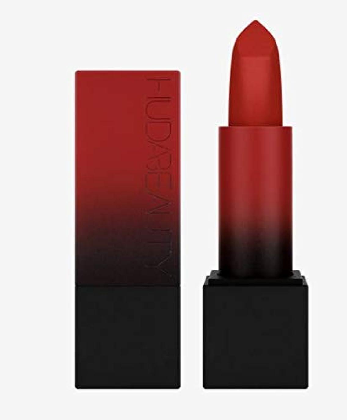 オーバーフロー触覚もしHudabeauty Power Bullet Matte Lipstick マットリップ El Cinco De Mayo
