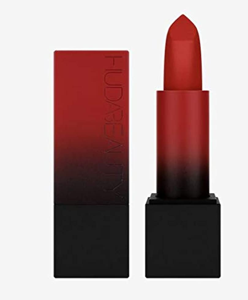 Hudabeauty Power Bullet Matte Lipstick マットリップ El Cinco De Mayo