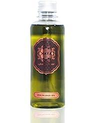 MAYA フラワーディフューザー レモングラススパ 240ml [並行輸入品] Aroma Flower Diffuser - Lemongrass Spa 240ml