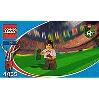 LEGO 4455 Coca-Cola Hotdog Girl レゴ サッカー コカコーラ ホットドッグガール
