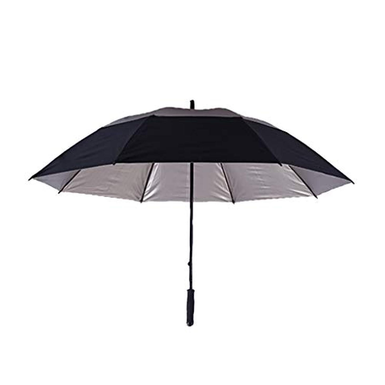 取り除くコントロールまた明日ね晴れの傘、パーソナライズドモザイク、屋外の傘の頭、すべてのガラス繊維傘のストレートロッドの傘。