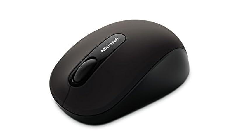 レルム他のバンドで破壊マイクロソフト マウス Bluetooth対応/ワイヤレス/小型 ブラック Bluetooth Mobile Mouse 3600 PN7-00007