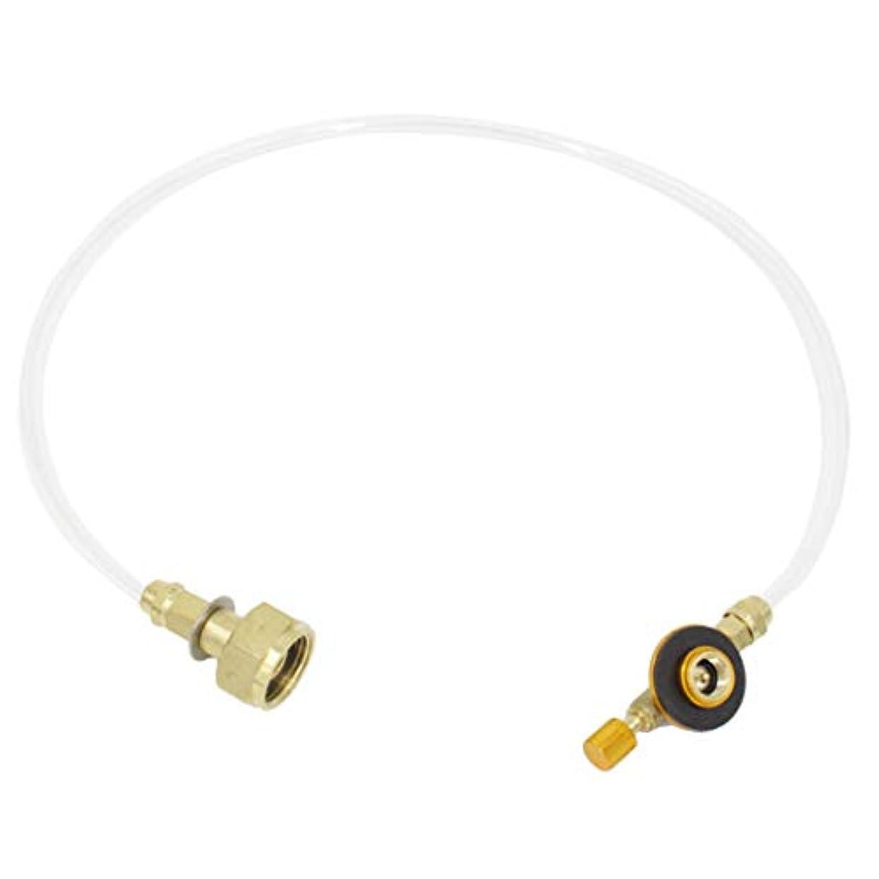 アーティファクトマート見せますP Prettyia ガスストーブホース ダンロップホームプロダクツ ガス兼用 ガスコード ガス栓とガス機器の接続 バーベキュー