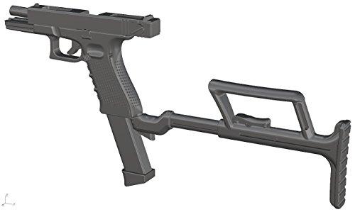 『リトルアーモリー LA028 グロック17・18Cタイプ プラモデル』の12枚目の画像