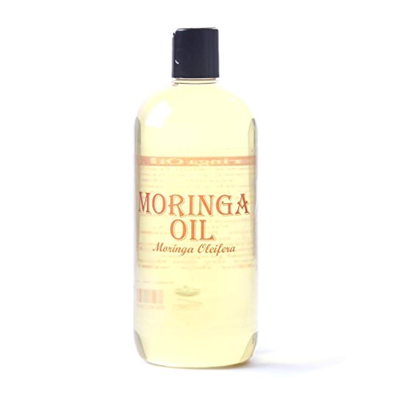 残忍な純粋に一族Mystic Moments   Moringa (Drumstick) Carrier Oil - 500ml - 100% Pure