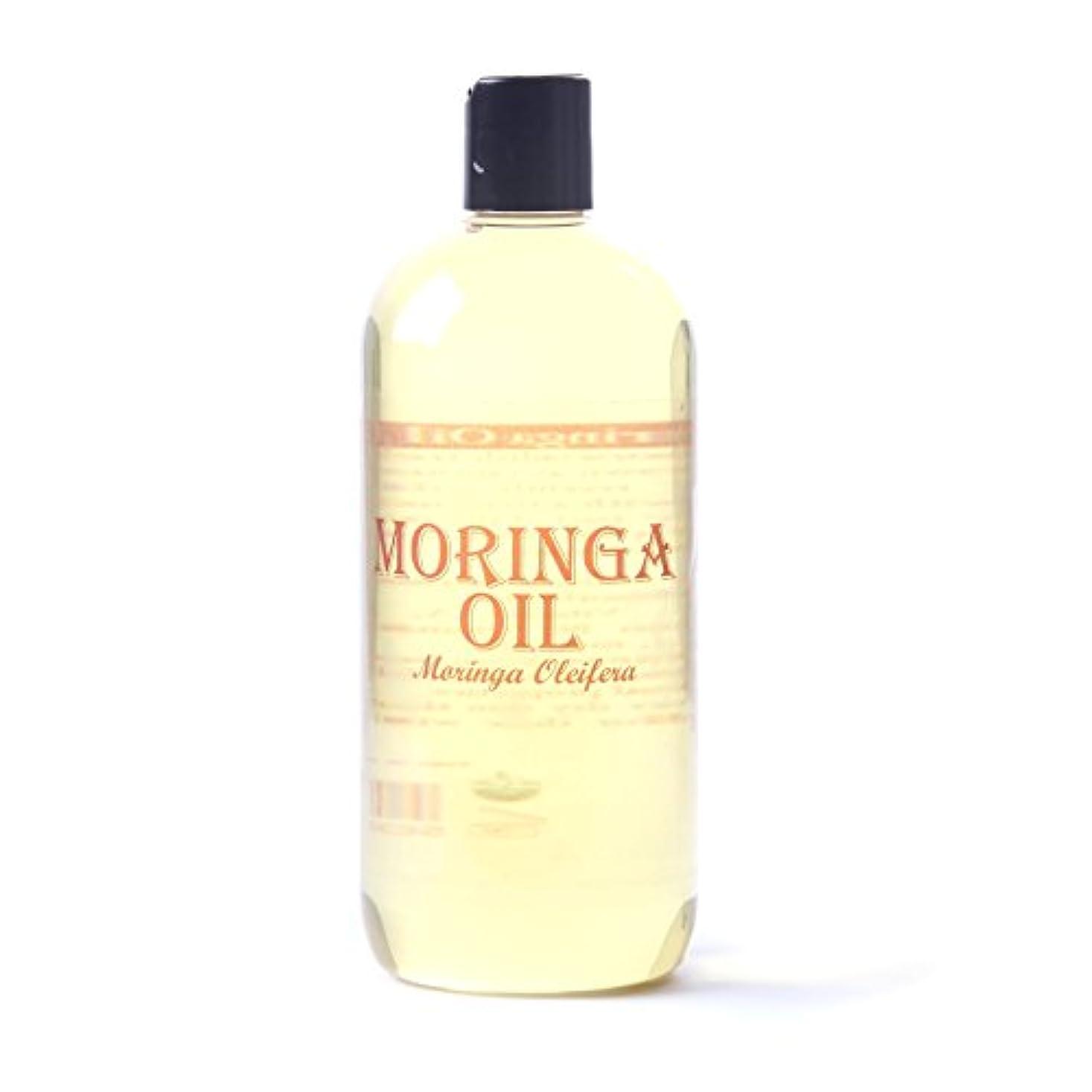 カヌーポイント戦略Mystic Moments | Moringa (Drumstick) Carrier Oil - 500ml - 100% Pure