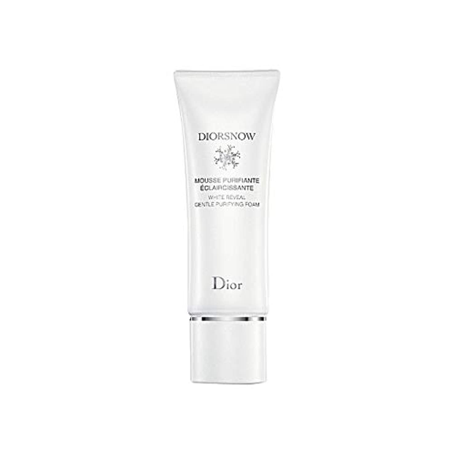 合併リハーサル付ける[Dior] ディオールディオールスノー浄化フォーム - Dior Diorsnow Purifying Foam [並行輸入品]