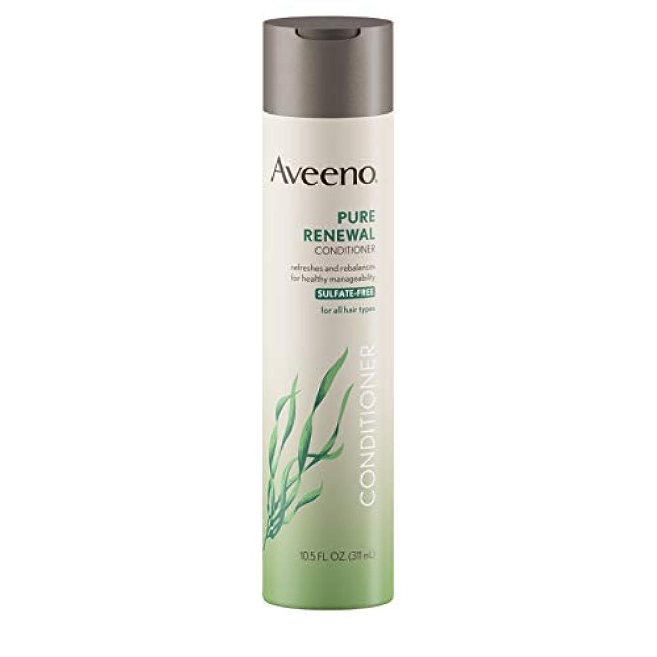 Aveeno Pure Renewal Conditioner 310 ml (Sulfate-Free) (並行輸入品)