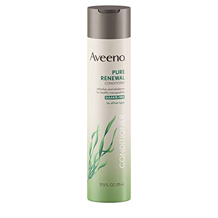 ペルメル合唱団住むAveeno Pure Renewal Conditioner 310 ml (Sulfate-Free) (並行輸入品)