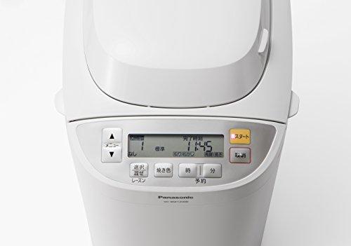 パナソニック ホームベーカリー 2斤タイプ ホワイト SD-BMT2000-W