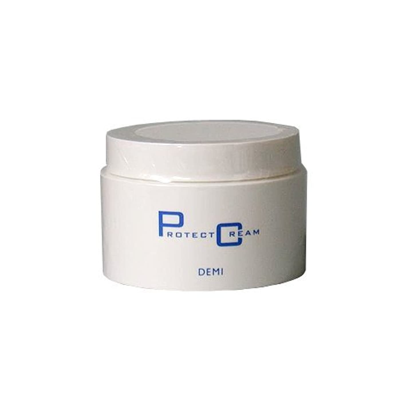 講堂電球電圧デミ プロテクトクリーム 170g