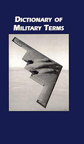 Dictionary of Military Terms (English Edition)