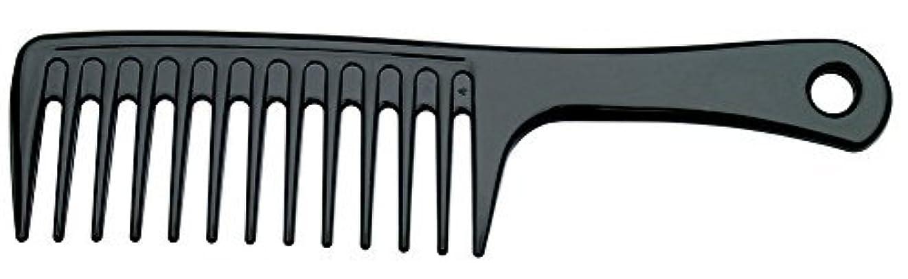 悲惨な華氏化合物Diane Extra Wide Tooth Shampoo Comb, D7113 [並行輸入品]