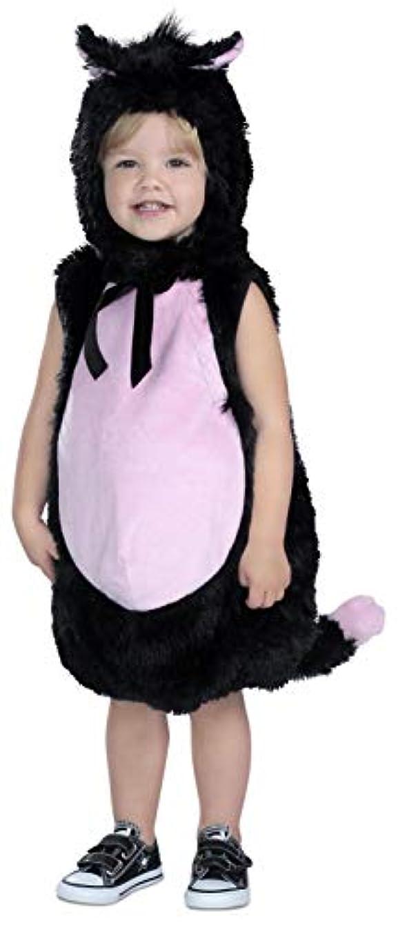 全くファウル非互換Little Kitty Infant / Toddler Costume リトルキティ幼児/幼児コスチューム サイズ:6/12 Months