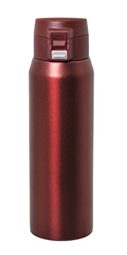 タフコ F-2685 カシス 軽量ワンタッチマグ プレジール 530ml 水筒 ボトル