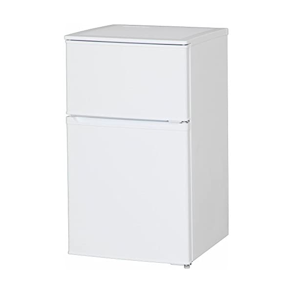 アイリスオーヤマ 冷蔵庫 90L 2ドア 直冷式...の商品画像