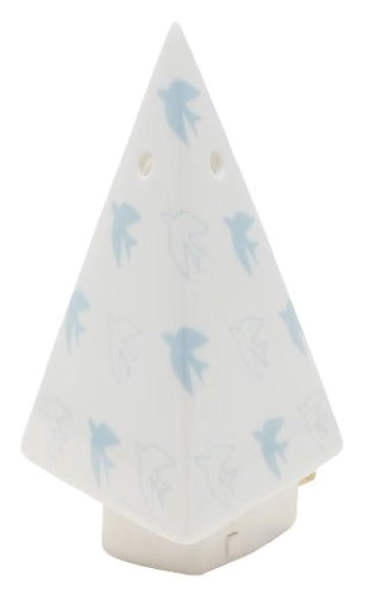 レキシコン慢性的正直フリート flapflap 三角ミニライト ブルー