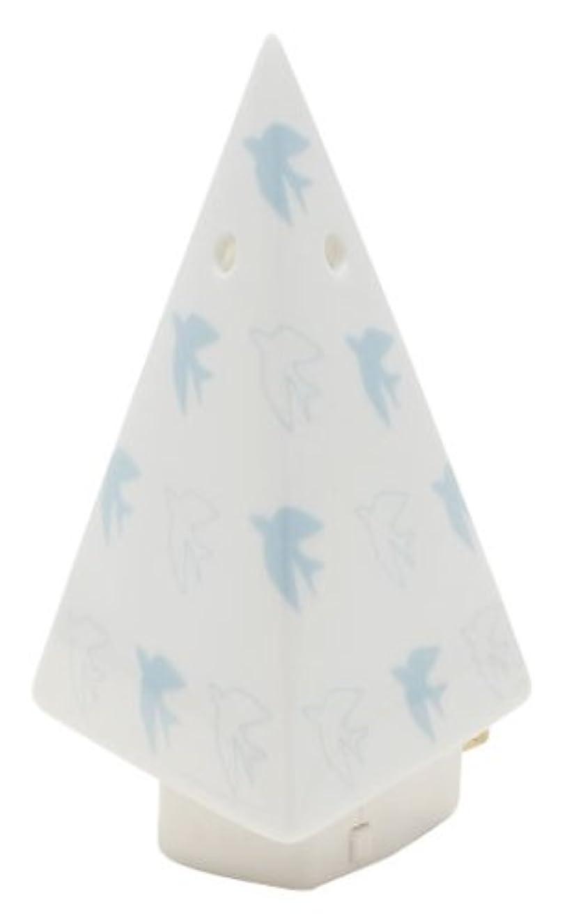 野生耳レイプフリート flapflap 三角ミニライト ブルー