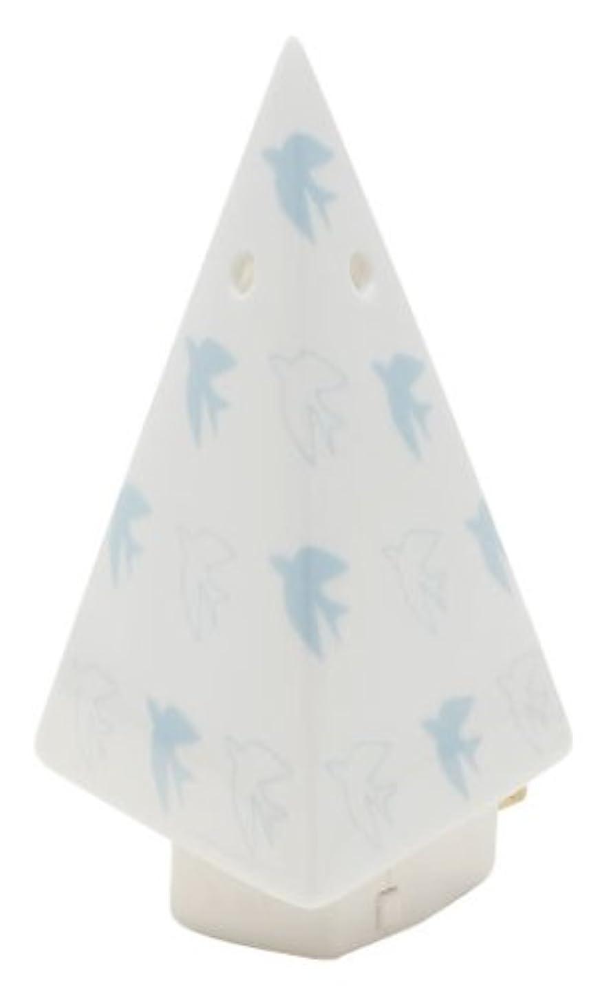 美徳ずるい苛性フリート flapflap 三角ミニライト ブルー