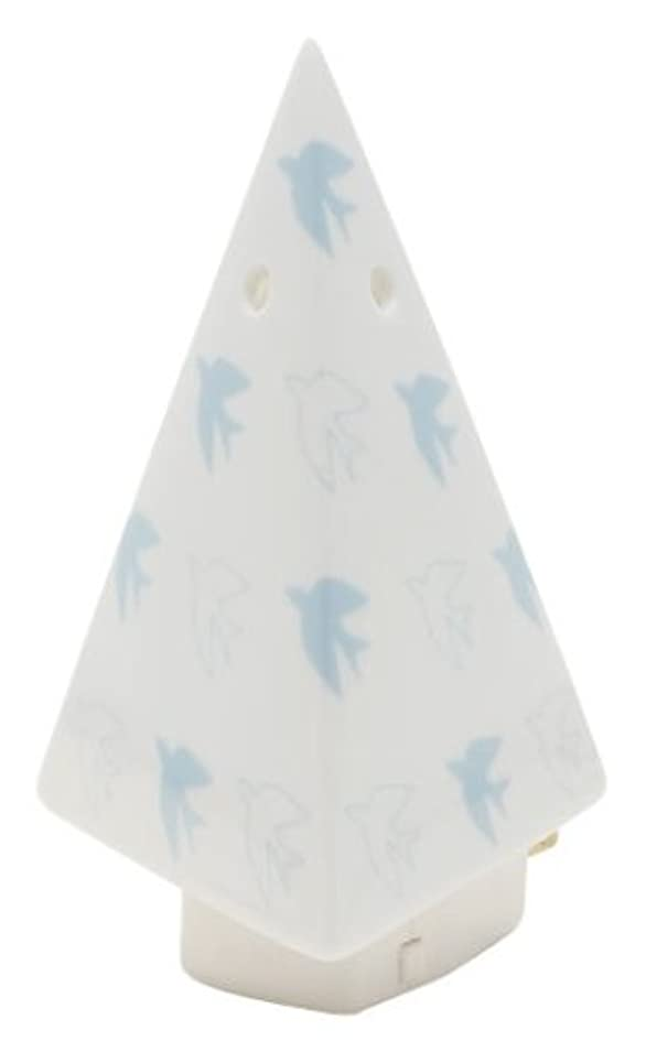 食欲召集する独立したフリート flapflap 三角ミニライト ブルー