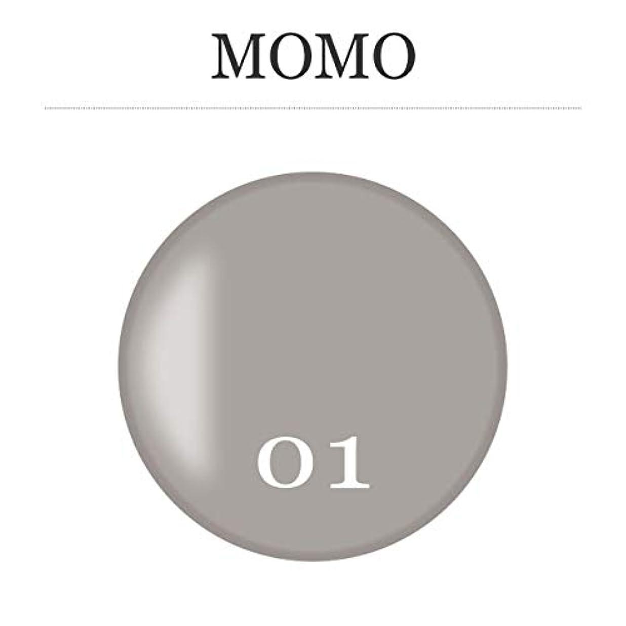 ちっちゃい流行している不満カラージェル MOMO-01 by nail for all