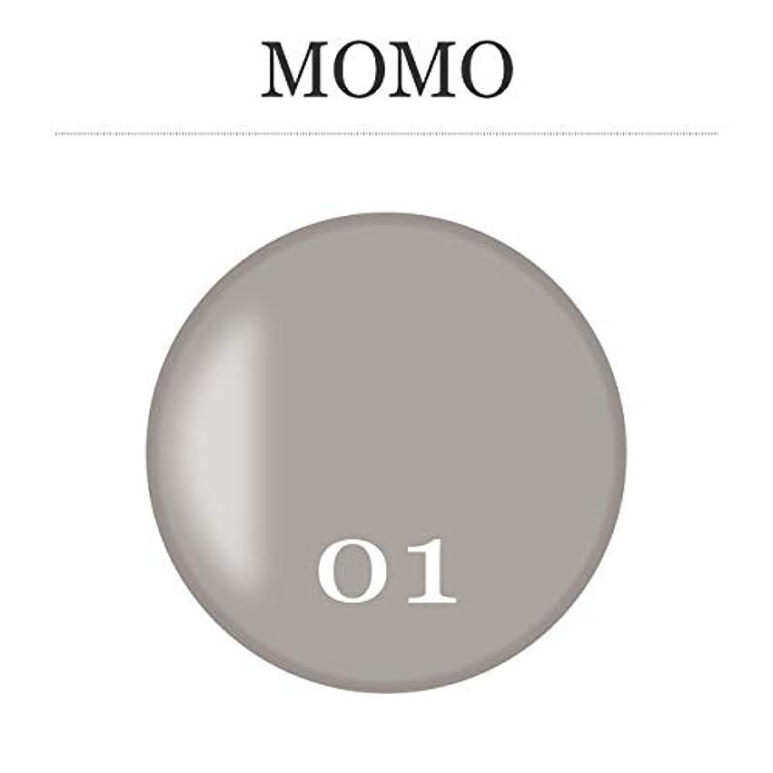 憧れ画面反映するカラージェル MOMO-01 by nail for all
