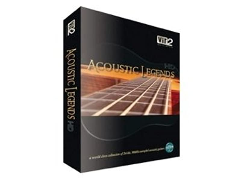 聴くリラックス寛大さ【国内正規輸入品】Vir2 Acoustic Legends HD/パッケージ品