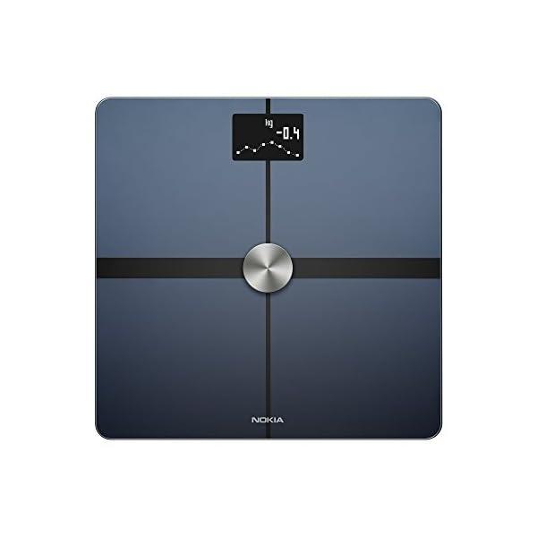 Nokia スマート体重計 Body + ブラッ...の商品画像
