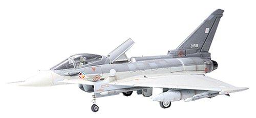 タミヤ 1/72 ウォーバードコレクション No.31 ドイツ空軍 ユーロファイター 2000 プラモデル 60731