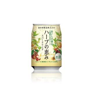 養命酒 ハーブの恵み スパークリング 250ml缶×24缶入り