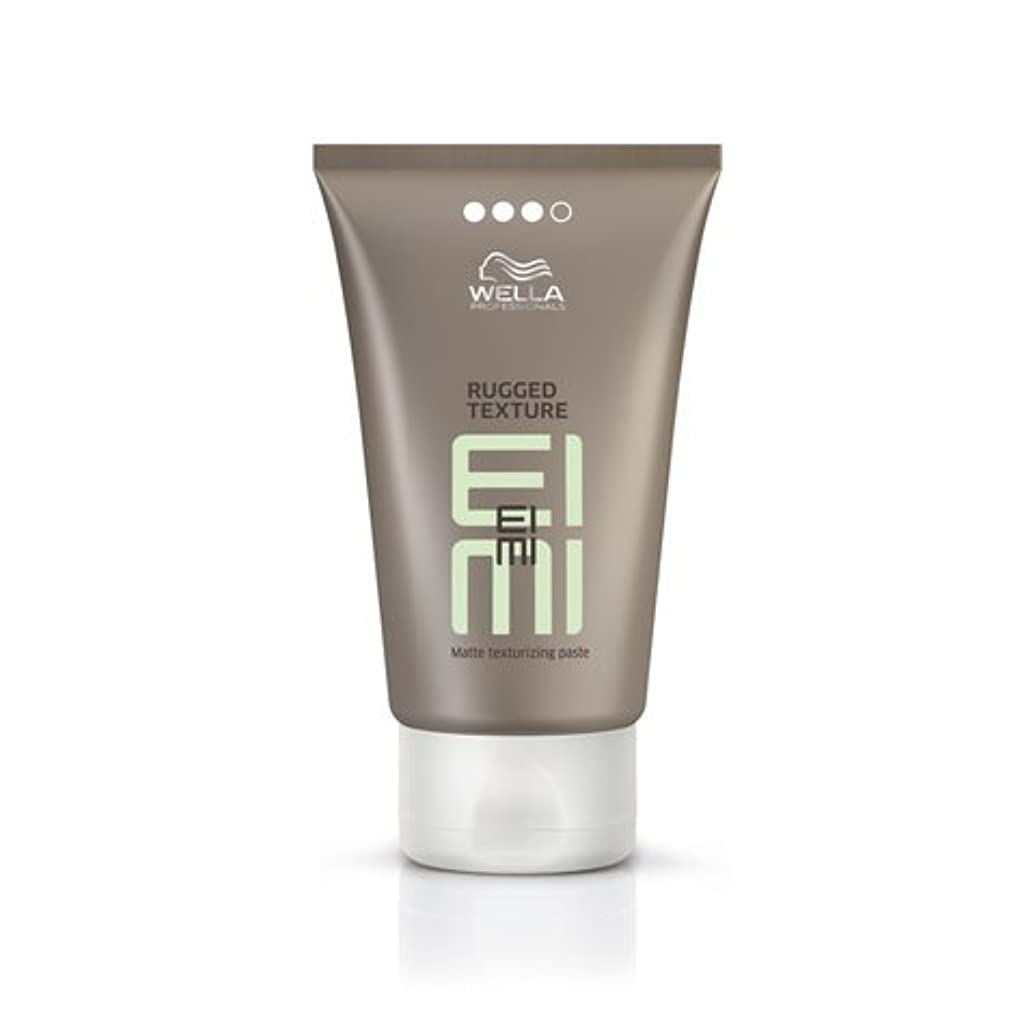 アンデス山脈謝罪のためWella EIMI Rugged Texture - Matte Texturising Paste 75 ml [並行輸入品]