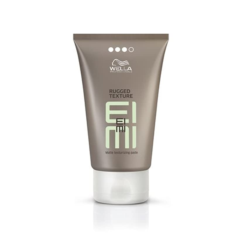 荒廃する直立手当Wella EIMI Rugged Texture - Matte Texturising Paste 75 ml [並行輸入品]