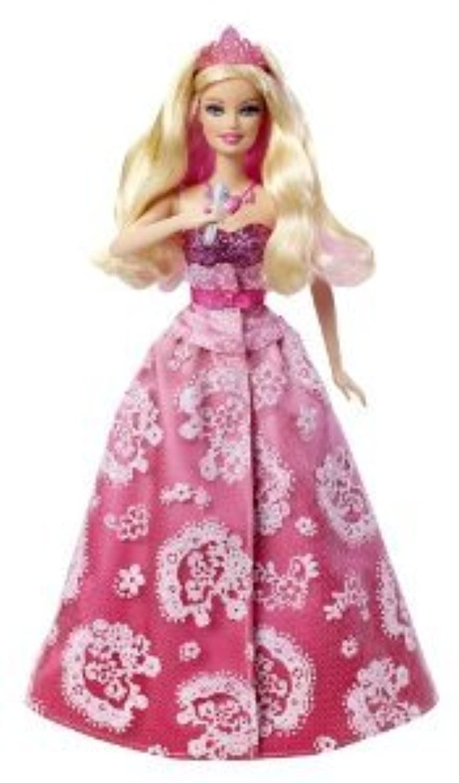 Barbie(バービー) The Princess & the Popstar 2-in-1 Transforming Tori Doll ドール 人形 フィギュア(並行輸入)