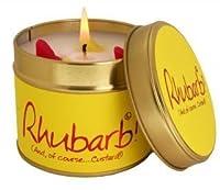 Rhubarb Lily Flame Candle by NA [並行輸入品]