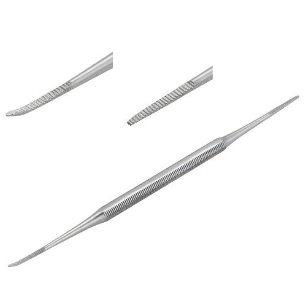 常識レモンファイナンス巻き爪用ヤスリ HC-2015 サイズ:W5×L150×H5mm