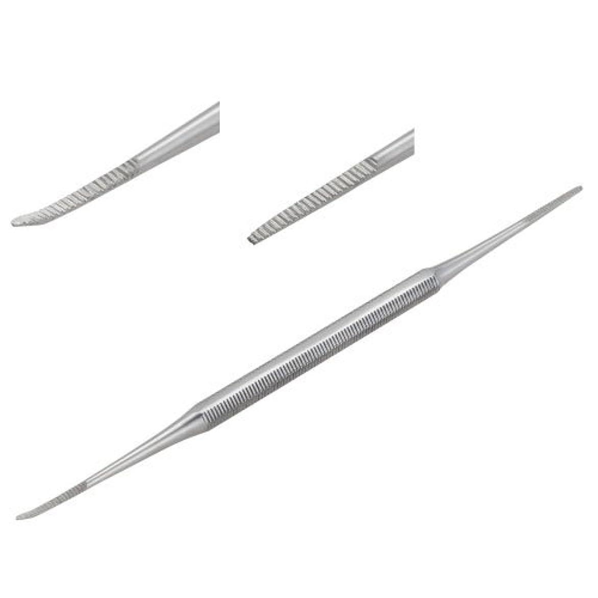 取り壊すデクリメントカカドゥ巻き爪用ヤスリ HC-2015 サイズ:W5×L150×H5mm