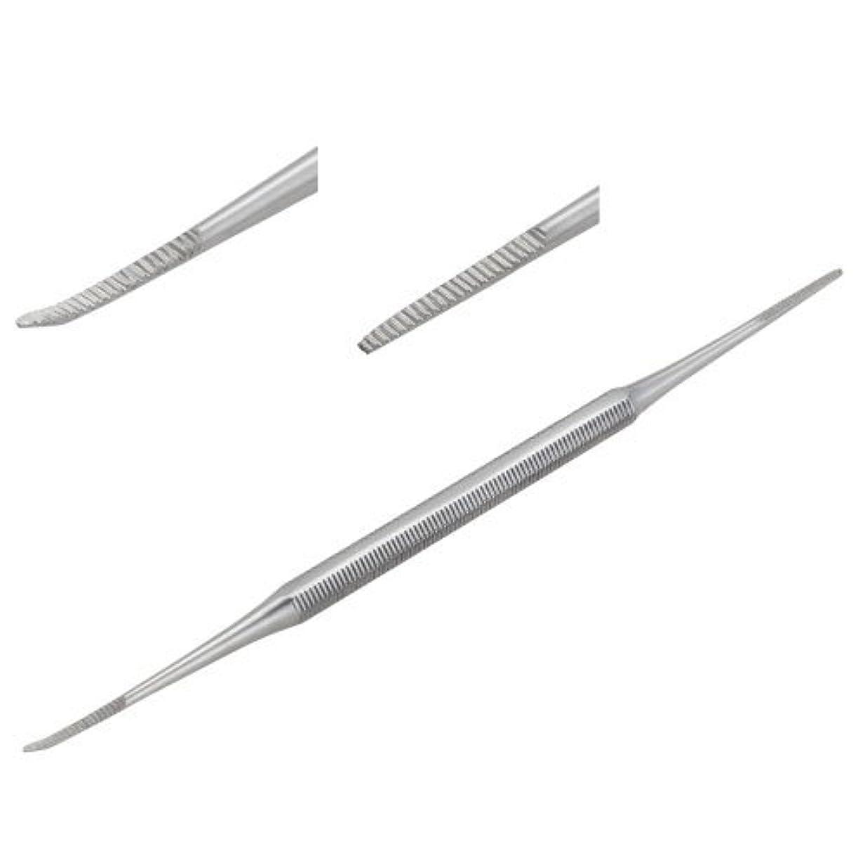 茎デュアルポーク巻き爪用ヤスリ HC-2015 サイズ:W5×L150×H5mm