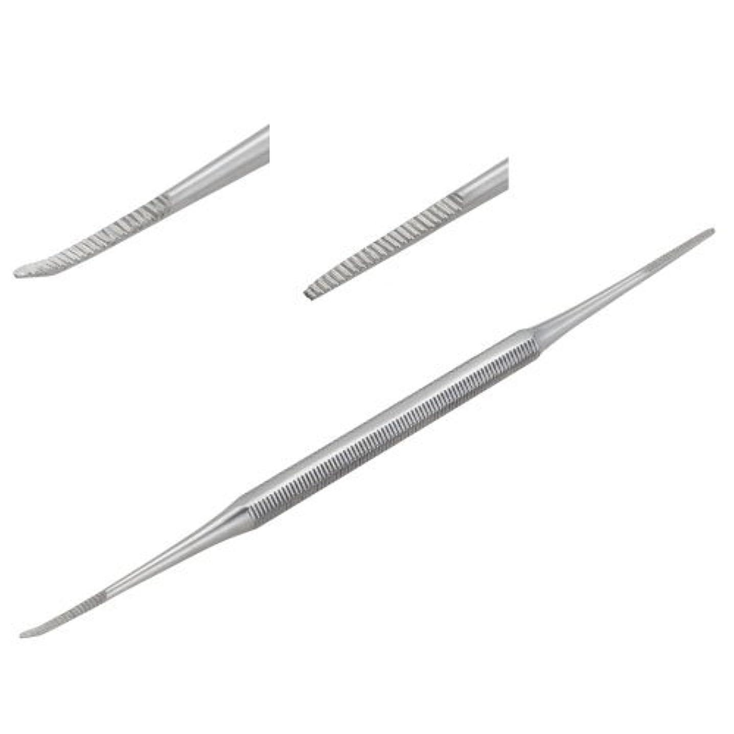 アラート代わりのボリューム巻き爪用ヤスリ HC-2015 サイズ:W5×L150×H5mm
